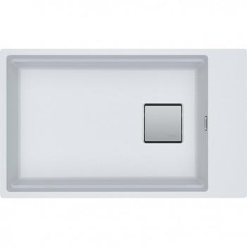 Franke Kubus 2 KNG 110-62 Granit Bianco