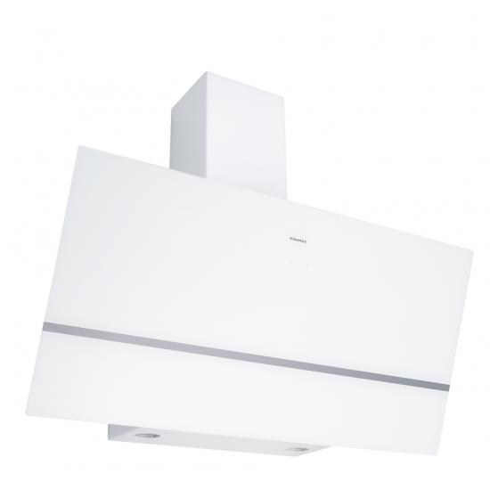 Dominox DPJ 915 V WH Dekoratif Beyaz  Eğik Davlumbaz