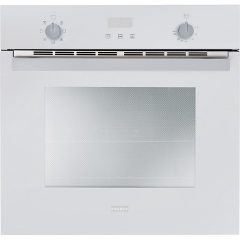 Franke Crystal CR 66 M WH/F White glass Ankastre Fırın