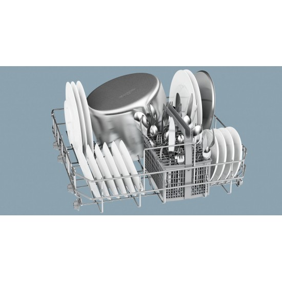 Siemens iQ100 Solo Bulaşık Makinesi Alü-Gümüş