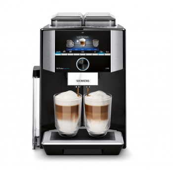 Siemens Fully automatic coffee machine EQ.9 plus connect s700 siyah