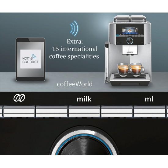 Siemens Fully automatic coffee machine EQ.9 plus connect s700 siyah