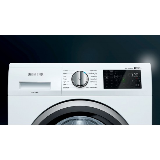 Siemens iQ500 Çamaşır Makinası Solo