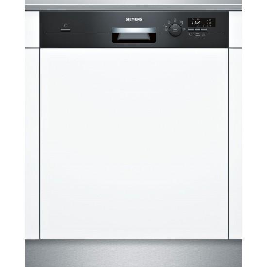 Siemens iQ100 Yarı Ankastre Bulaşık Makinesi 60 cm Siyah