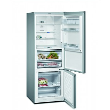 Siemens iQ700 Alttan Donduruculu Buzdolabı Siyah