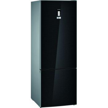 Siemens iQ500 Alttan Donduruculu Buzdolabı Siyah