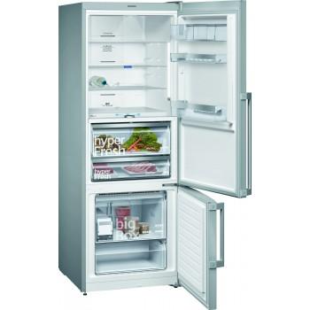 Siemens iQ700 Alttan Donduruculu Buzdolabı Kolay temizlenebilir Inox