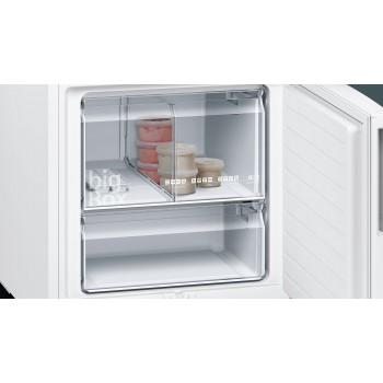 Siemens İQ300 Alttan Donduruculu Buzdolabı  Beyaz