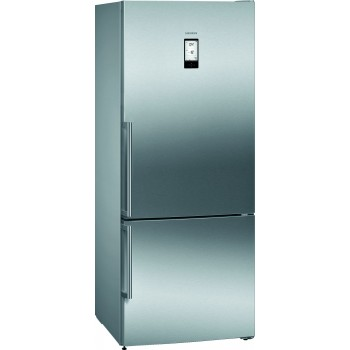 Siemens iQ500 Alttan Donduruculu Buzdolabı Kolay temizlenebilir Inox