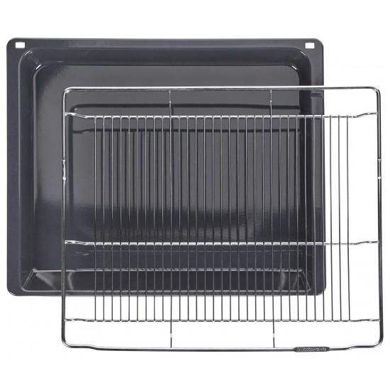 iQ700 Mikrodalga Fonksiyonlu Kompakt Ankastre Fırın paslanmaz çelik