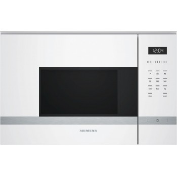Siemens iQ500 Ankastre Mikrodalga beyaz
