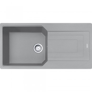 Franke Urban UBG 611-100 Fragranite Stone Grey Tezgah Üstü/ Sıfır Evye