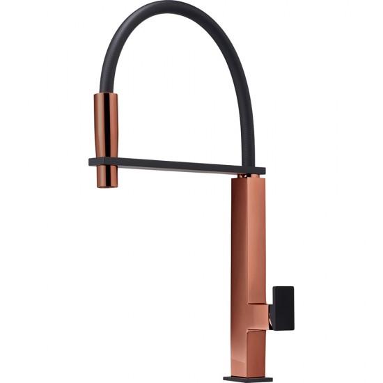 Franke Centinox Spiralli Copper Edition Armatür