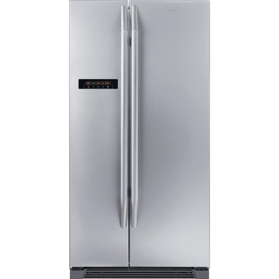 Franke Side by Side FSBS 6001 NF XS A+ Paslanmaz Çelik Buzdolabı