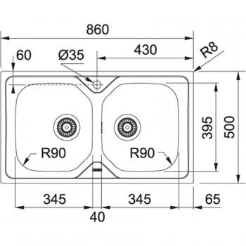 Onda Line OLX 620-L Paslanmaz Çelik
