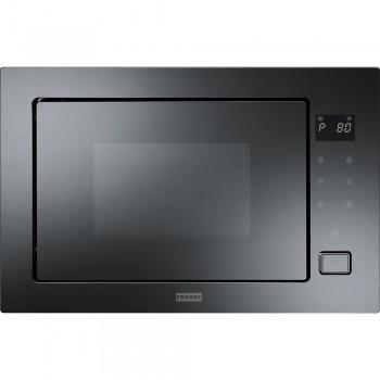 Franke Microwave Crystal FMW 250 CR2 G BK Cristallo Nero Ankastre Mikrodalga