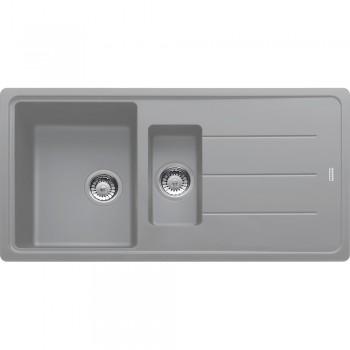 Franke Basis BFG 651 Fragranite Stone Grey Granit evye