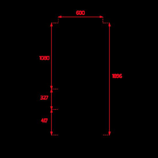 Teka SQUARE 40.40 TG Tek Hazneli Tezgahaltı Tegranite Eviye